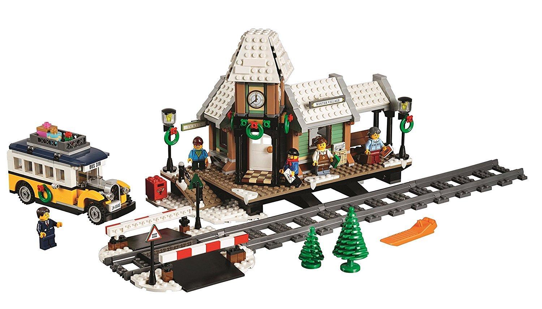 レゴ (LEGO) クリエイター エキスパート ウィンターステーション 10259