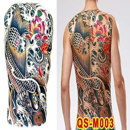 3 piezas pegatinas de tatuaje pegatinas de tatuaje a prueba de ...