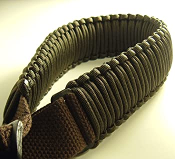 550 lb Paracord Survival 2-Point Gun/Rifle Sling
