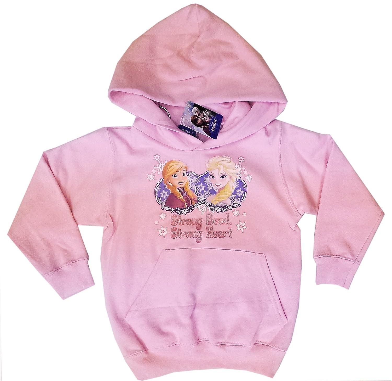 Disney Frozen Hoodie Top (7-8 Years)
