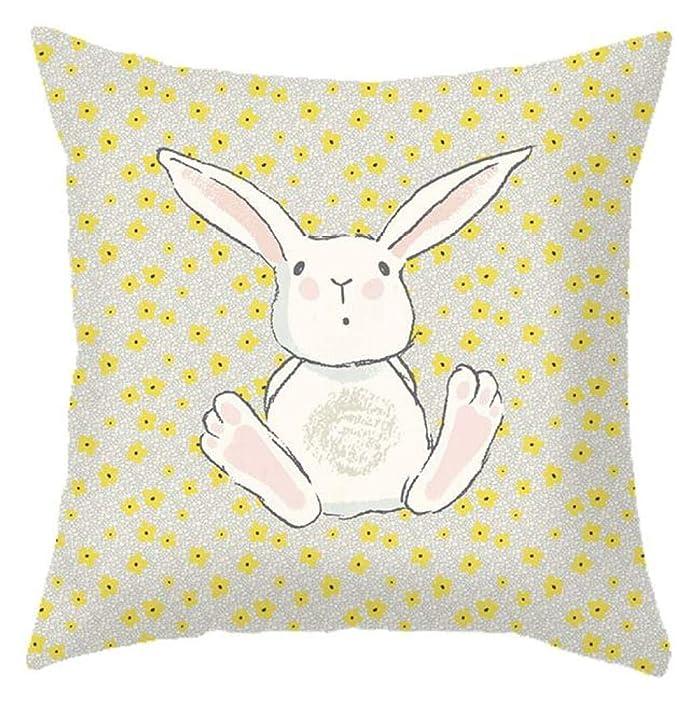 Amazon.com: Lindo Conejo de dibujos animados Conejo manta ...