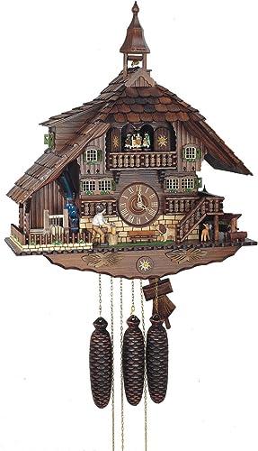 Anton Schneider Cuckoo Clock 8TMT 1071 9
