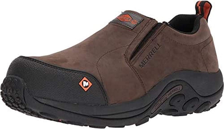 Merrell Work Men's Jungle Moc CT: Shoes