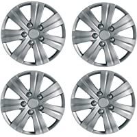 Set of 4 Wheel Trims Hub Caps 15
