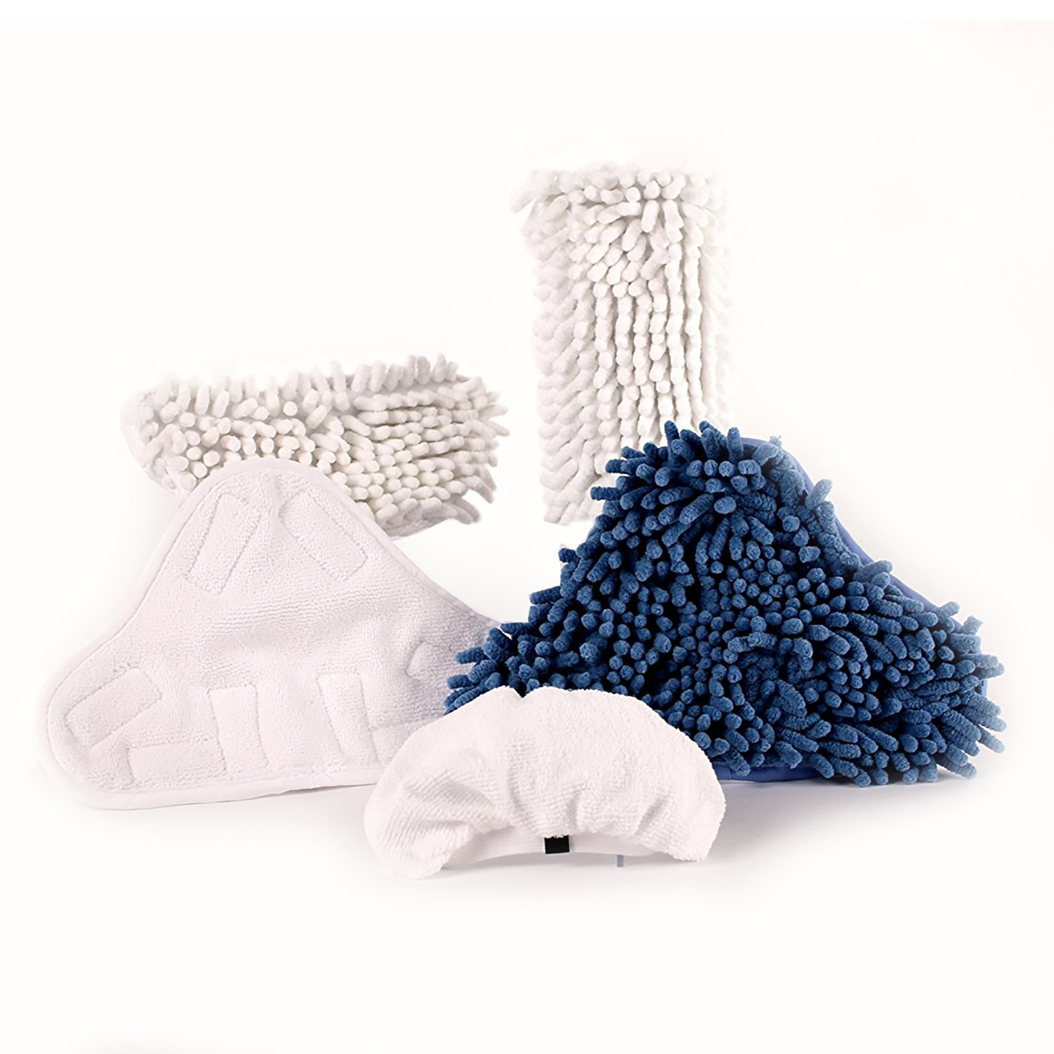 H2O MOP® X5 All Purpose Super Clean Kit - 5 Mop X5 Pads for All Your Steam Cleaning Needs Thane Canada Inc