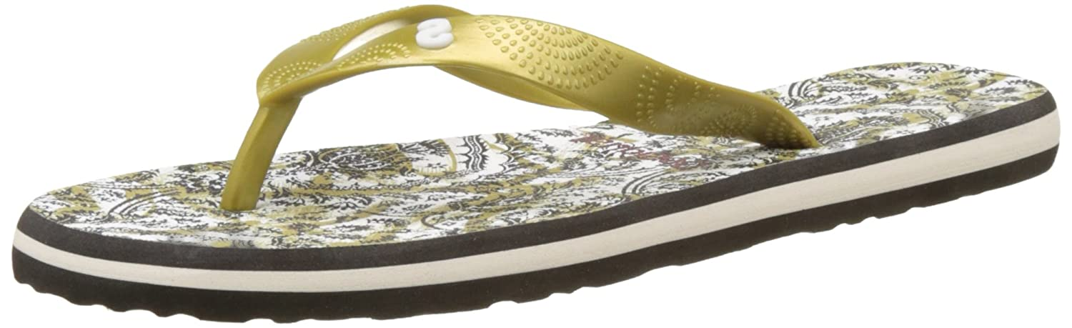 Desigual Flip Flop Save The Queen, Tongs Femme Or (Gold 8010) 37 EU 74HSED6