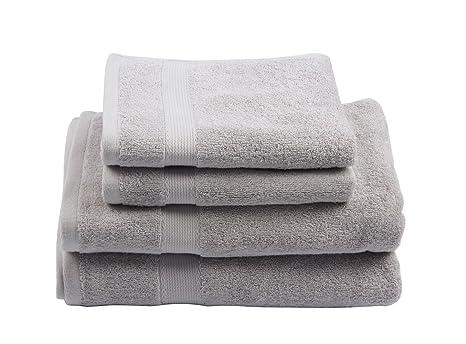 winthome 100% algodón Hotel de lujo y Spa toalla de baño toalla de ducha 2