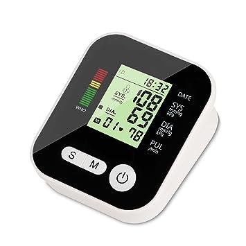 sanseijh Pilot2 - Tensiómetro de brazo superior con arrhythmie de detección, Who Escala de semáforo de color: Amazon.es: Salud y cuidado personal