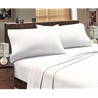 All Sizes Egyptian Cotton Sheet Set Flannelette 175GSM Luxury Comfortable