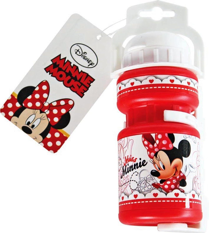 Bidon y Portabidon Niña Easy Minnie Mouse Homologado para ...