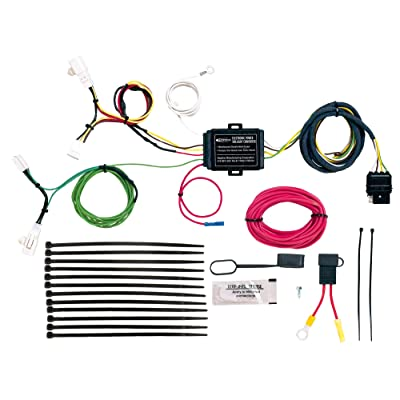 Hopkins 41854 Plug-In Simple Vehicle Wiring Kit: Automotive
