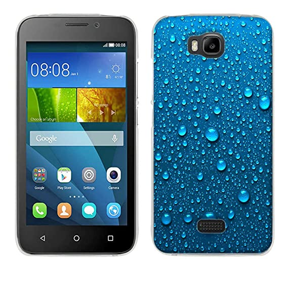 huge selection of 4066a 9deb8 Amazon.com: Huawei Y5C Case,Huawei Honor Bee,FUBAODA [Drop ...