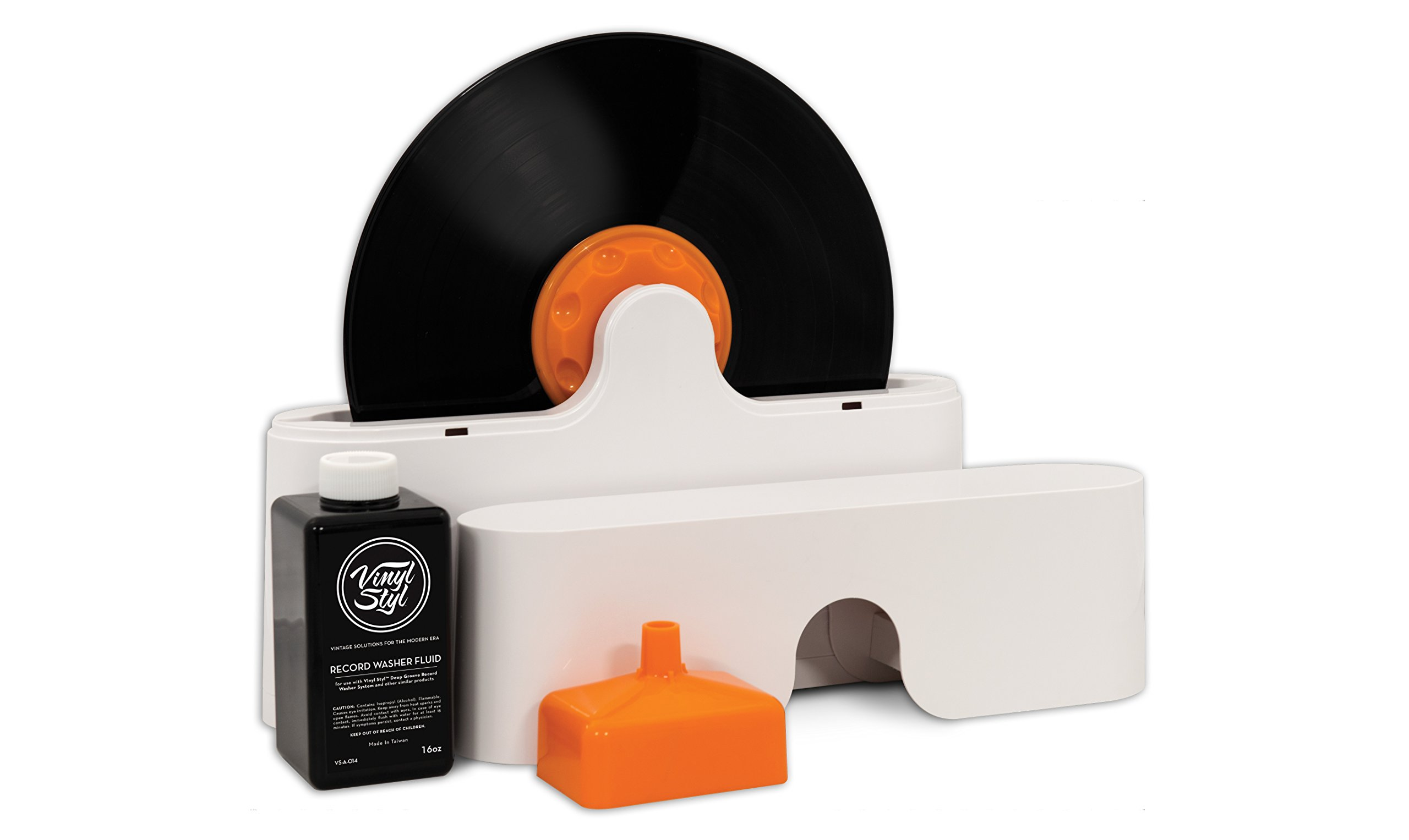 Vinyl Styl Deep Groove Record Washer System by Vinyl Styl
