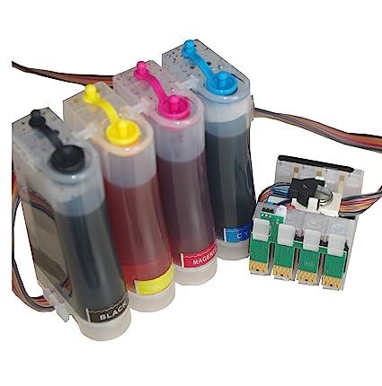 PrinterKnow - Sistema surtidor de tinta continua para Epson ...