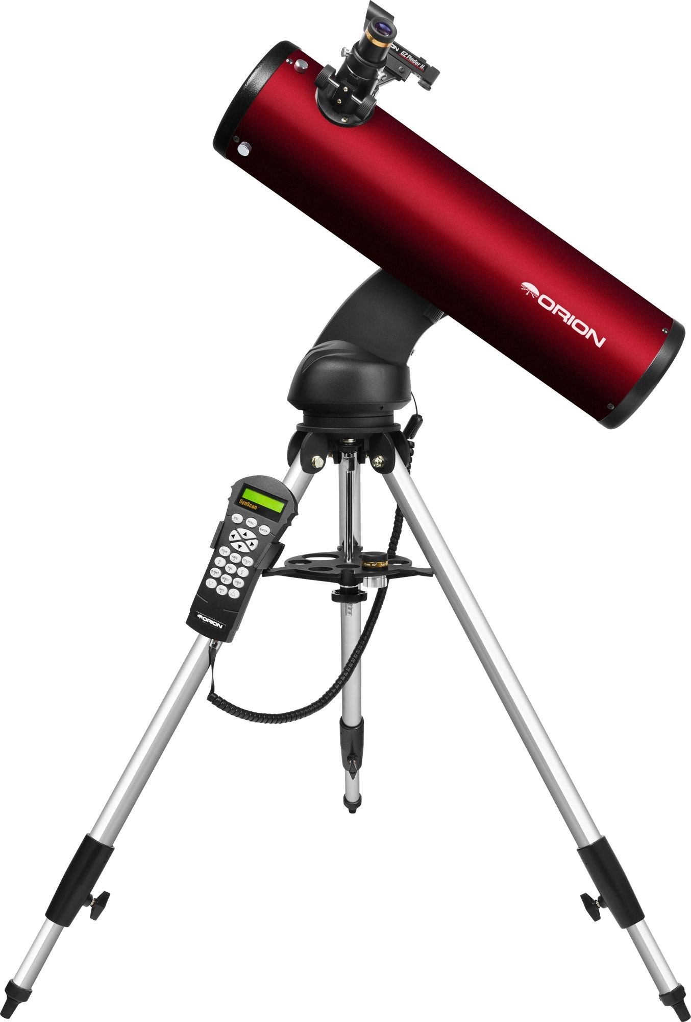 Orion 13160 StarSeeker IV 130mm GoTo Reflector Telescope (Burgundy) by Orion
