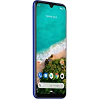 Xiaomi Mi A3 Dual SIM 64GB 4GB RAM (Global Version) - Blue
