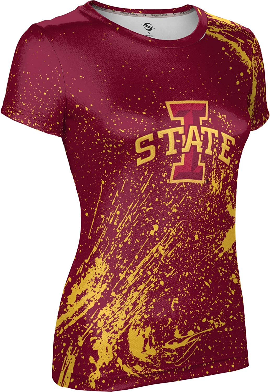 Splatter ProSphere Iowa State University Girls Performance T-Shirt