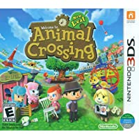 Animal Crossing New Leaf -Nintendo 3DS (World Edition)