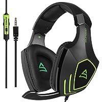 SUPSOO G820 Xbox One PS4 Estéreo Juego Auriculares