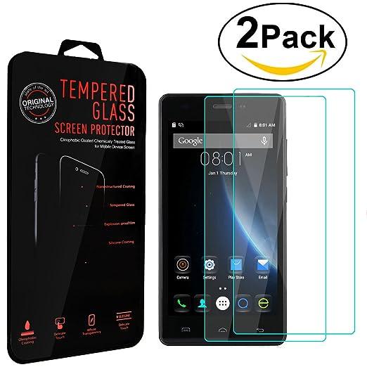 3 opinioni per 2 Pcs Per LG G5 Pellicola Protettiva , Leathlux Ultra Sottile Trasparente Vetro