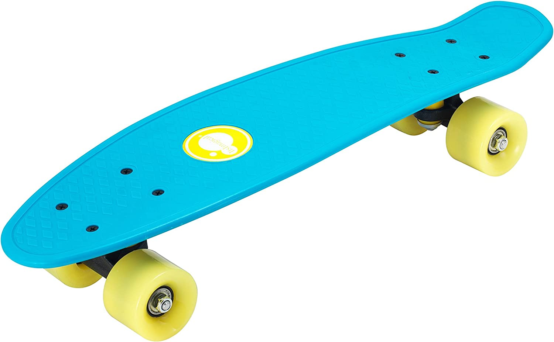 itsImagical - Skate Cool-Blue, monopatín para niños de Color Azul ...