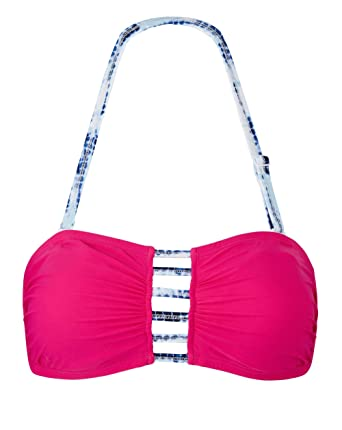 2563e6ea4b6 Simply Be Womens Simply Yours Bandeau Bikini Top  Amazon.co.uk  Clothing