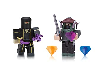 Roblox Figure 2-Pack, Mad Games: Adam and Ninja Assassin: Yin Clan Master