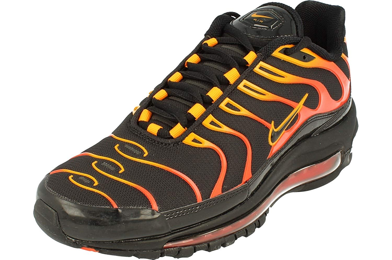 Nike Air Max 97 Plus Mens Running Trainers AH8144 Sneakers Shoes (UK 8 US 9 EU 42.5, Black Engine 002)