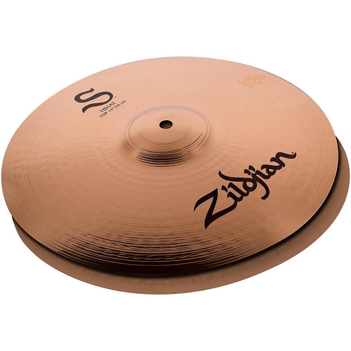Zildjian 14 S Hi Hat Top Cymbal S14HT