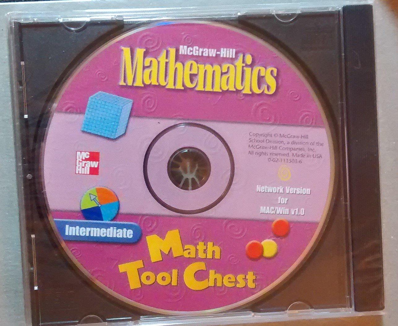 Mathematics Intermedia Math Tool Chest  Network Version- Cd-rom Mc