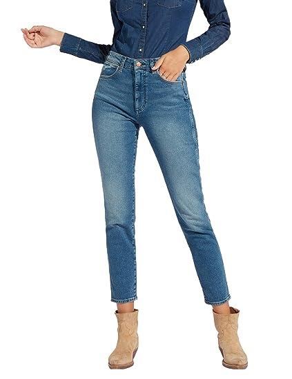 professional sale exclusive deals sale retailer Wrangler Women's Retro Skinny Denim Pants Blue at Amazon ...
