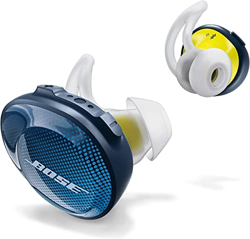 Bose SoundSport Free, True Wireless Earbuds, (Sweatproof Bluetooth Headphones for Workouts and Sports)