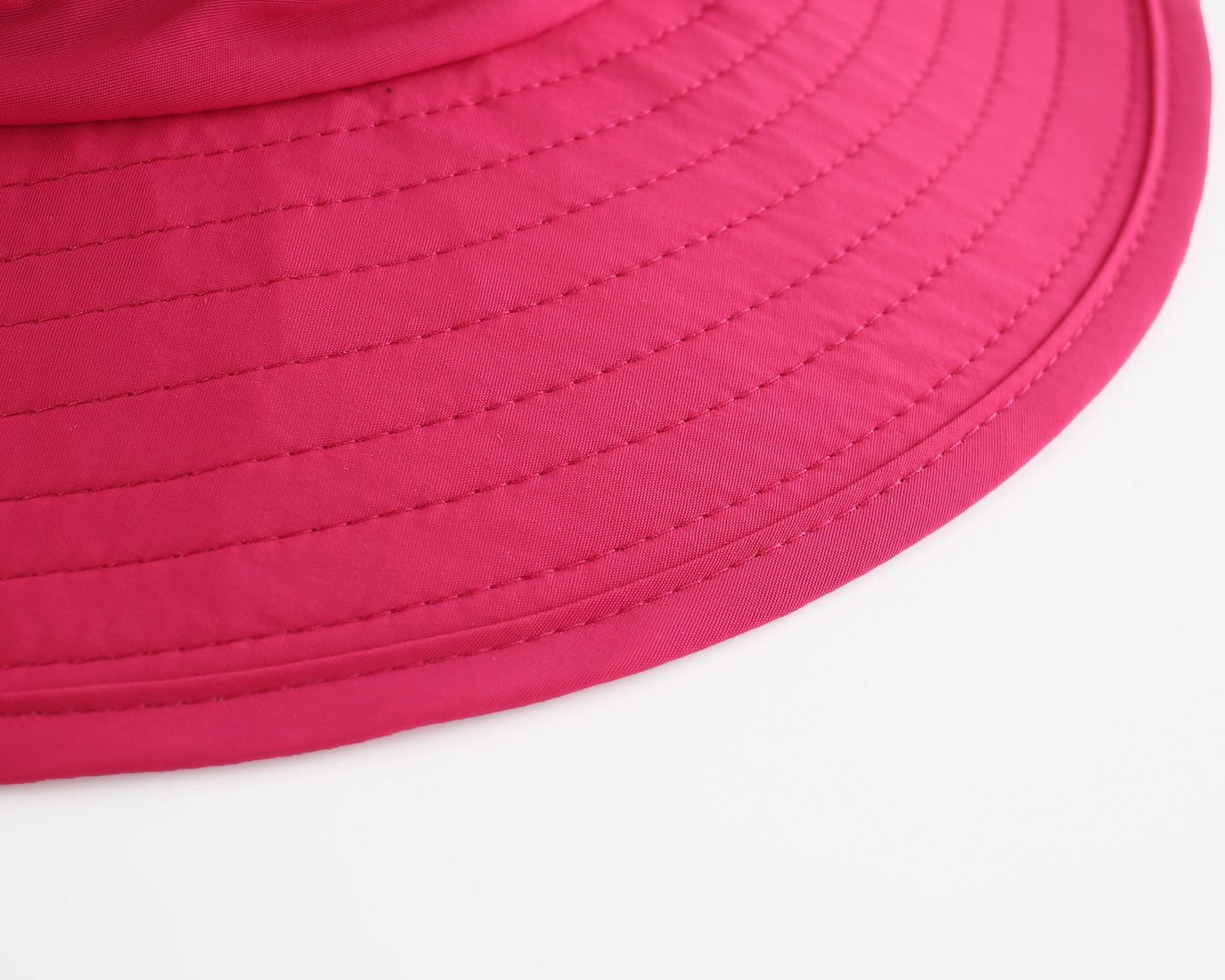 Home Prefer Outdoor UPF50+ Mesh Sun Hat Wide Brim Fishing Hat with Neck Flap  HP0411-DG 124ca1403328