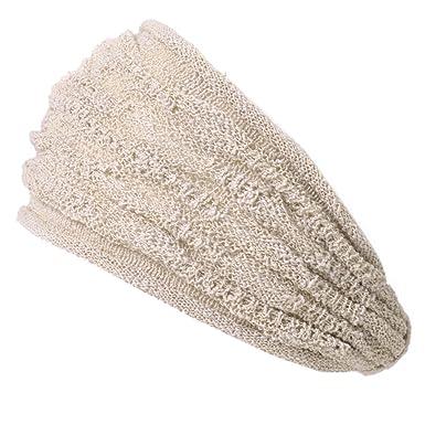 Casualbox Herren Mesh Stoff Stirnband Haar Band Zubeh/örenunisex