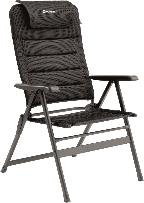 40 x 42 x 40 cm Piquant Green Outwell Cardiel Tragbarer Strand-Stuhl