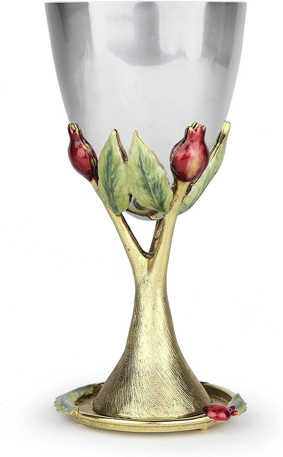 Quest Collection Golden Imperial Kiddush Cup