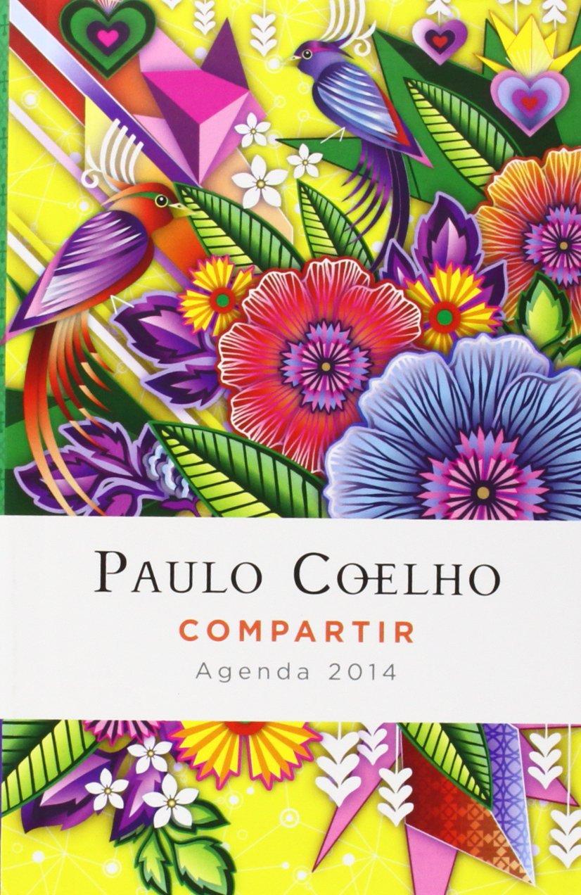 Compartir: Agenda 2014 Paulo Coelho (Vintage Espanol)