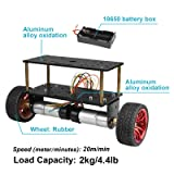Balance Car Chasis Load 2KG/4.4LB for DIY