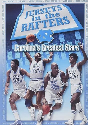 1100d5930d7 Amazon.com: Jerseys in the Rafters: Carolina's Greatest Stars: Artist Not  Provided: Movies & TV