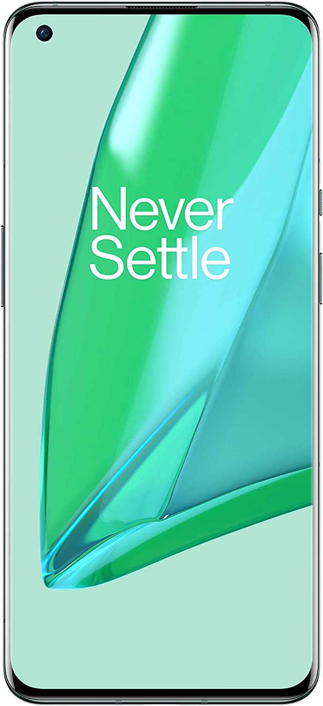 OnePlus 9 Pro 5G Smartphone con cámara Hasselblad para móvil - Pine Green 12GB de RAM + 256GB, sin SIM