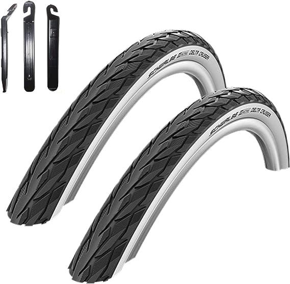 26×1 3//8″ Schwalbe Bicycle Tire Delta Cruiser Active Sbc 37-590