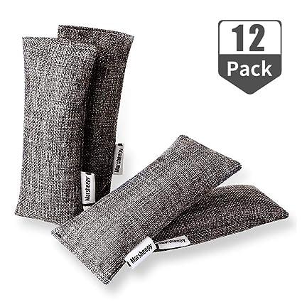 Amazon.com: 12pack natural bolsas para purificar el ...