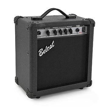 Belcat Amplificador de Bajo de 15W
