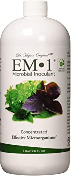 Teraganix Non-GMI Certified Microbial Inoculant Organic Lawn Fertilizer