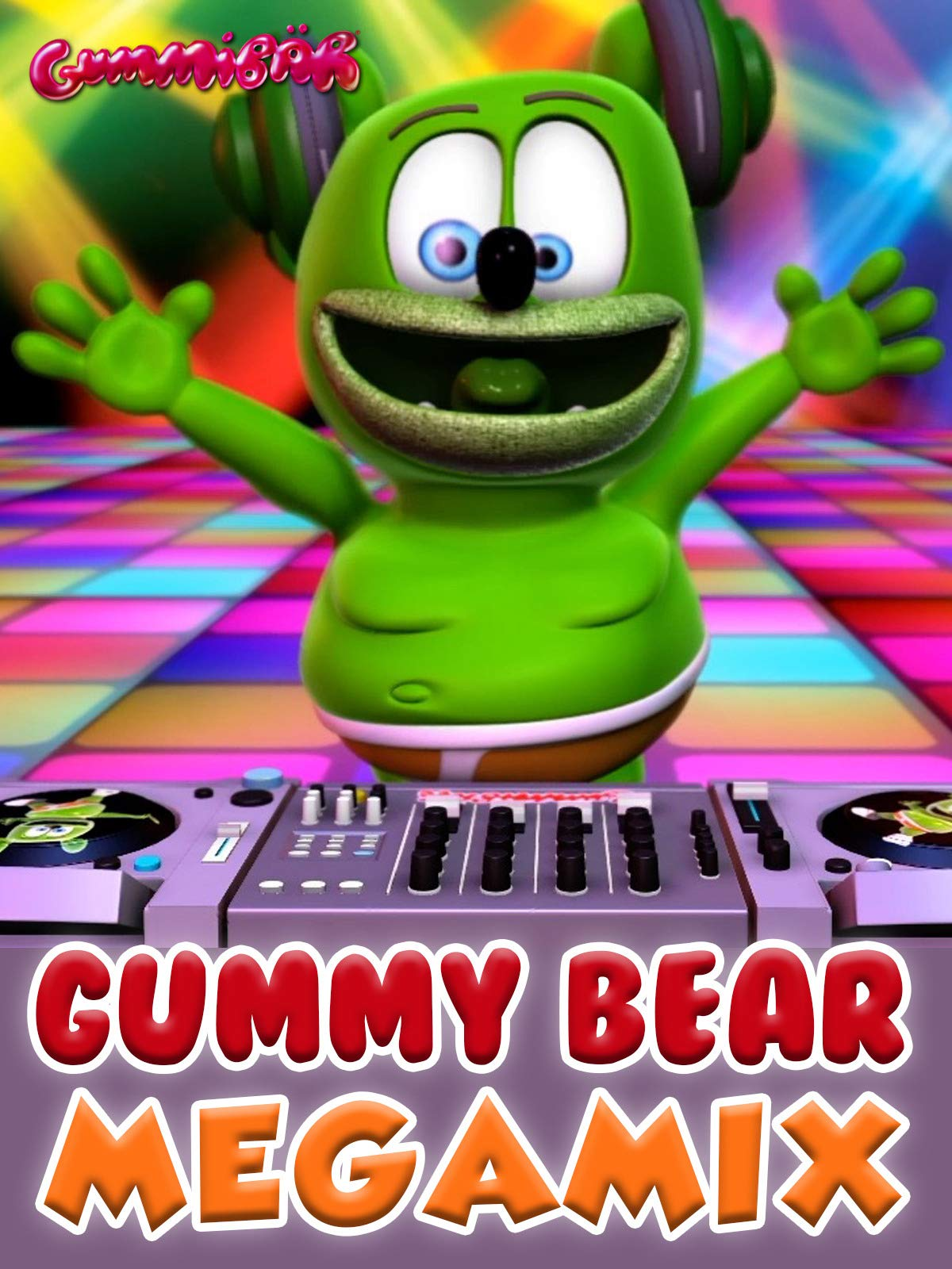 Gummy Bear Megamix on Amazon Prime Video UK