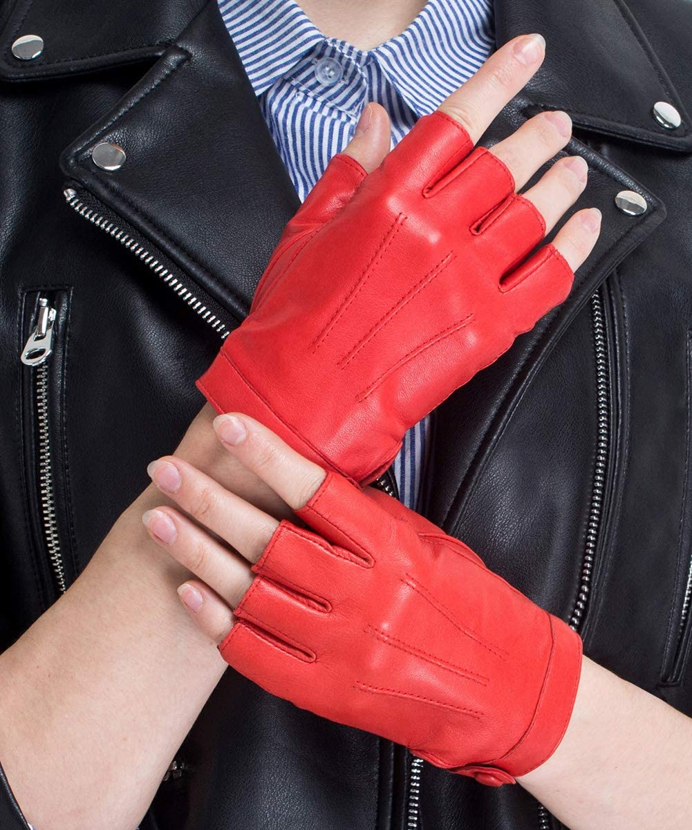 CHULRITA Women's Leather...
