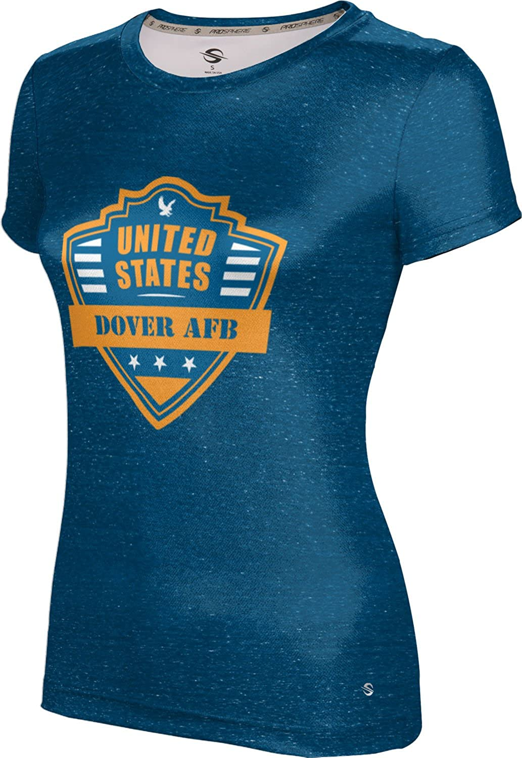 ProSphere Women's Dover AFB Military Heather Tech Tee