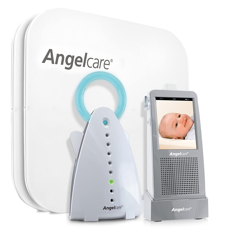 Angelcare Geräusch- u. Bewegungsmelder m. Videoüberwachung AC1100