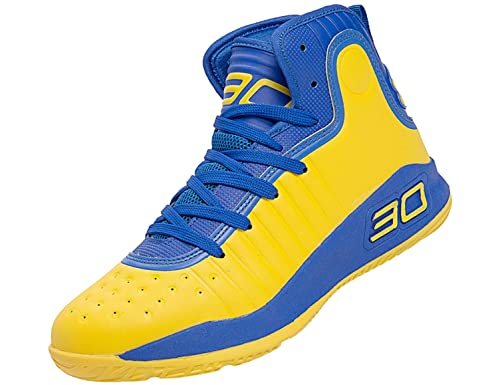 SINOES Hombre Zapatillas de Baloncesto Calzado Deportivo Al Aire ...