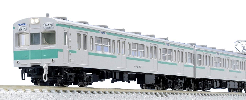 TOMIX Nゲージ 103 1000系 通勤電車 基本セット 4両 98284 鉄道模型 電車   B07BGZQTMD